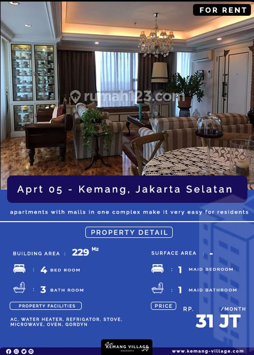 apartment-kemang-village-05