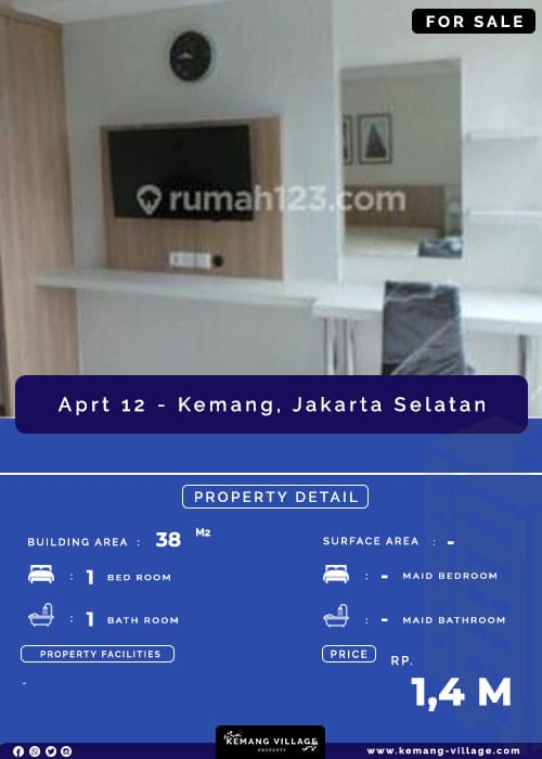 apartment-kemang-village-12