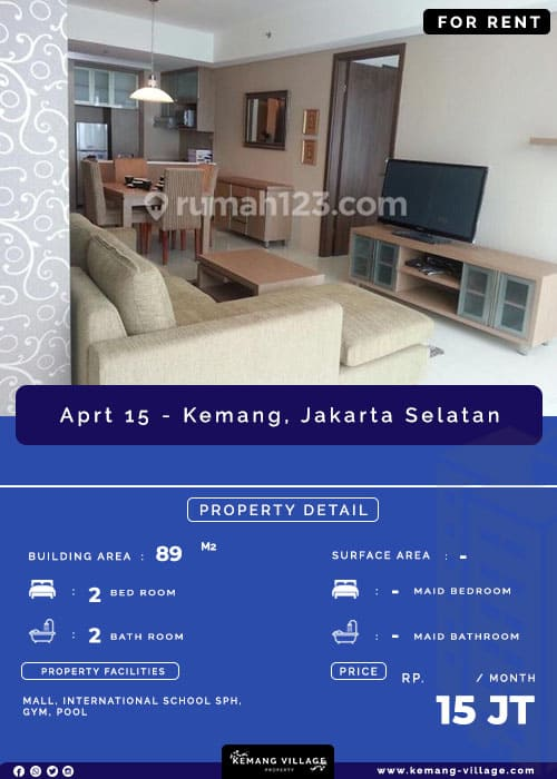 apartment-kemang-village-15