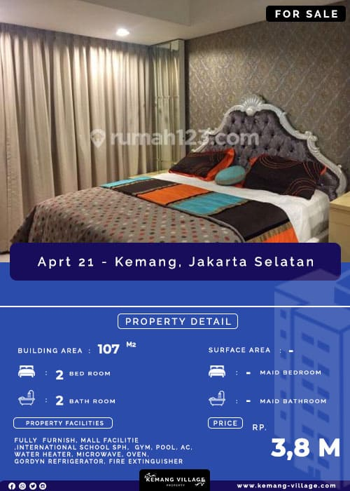 apartment-kemang-village-21